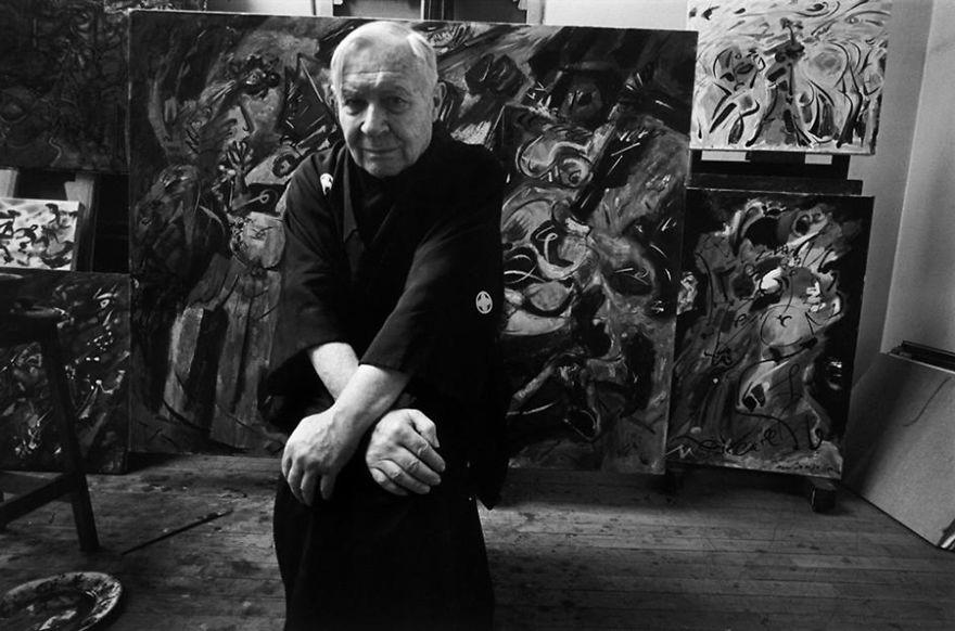 artistworkshops84 100 знаменитых художников и их мастерские