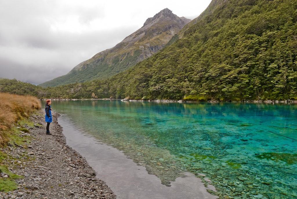 cleanwater03 35 уникальных мест планеты, которые удивят кристально чистой водой