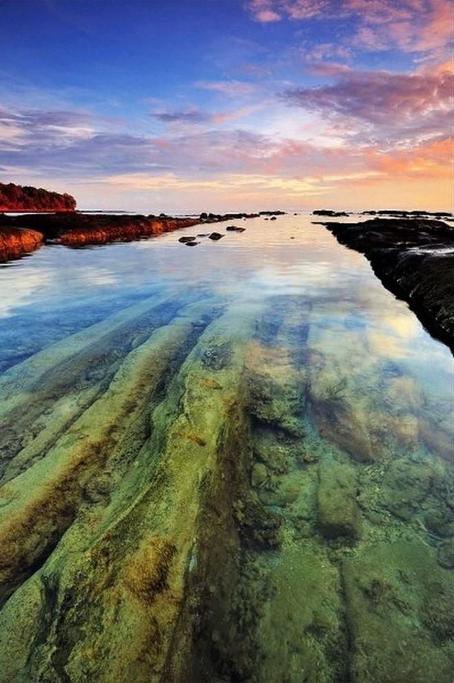 cleanwater07 35 уникальных мест планеты, которые удивят кристально чистой водой