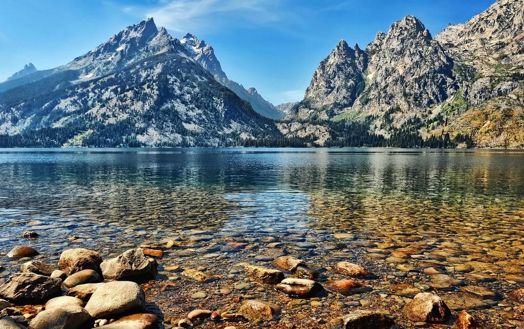 cleanwater15 35 уникальных мест планеты, которые удивят кристально чистой водой