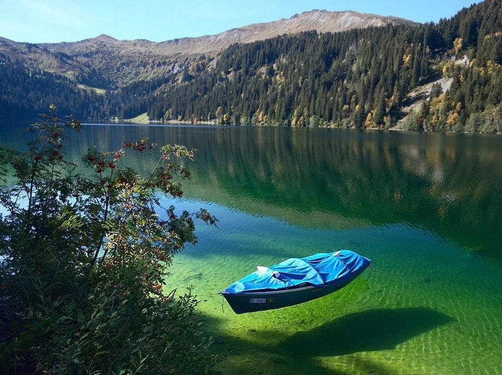 cleanwater19 35 уникальных мест планеты, которые удивят кристально чистой водой