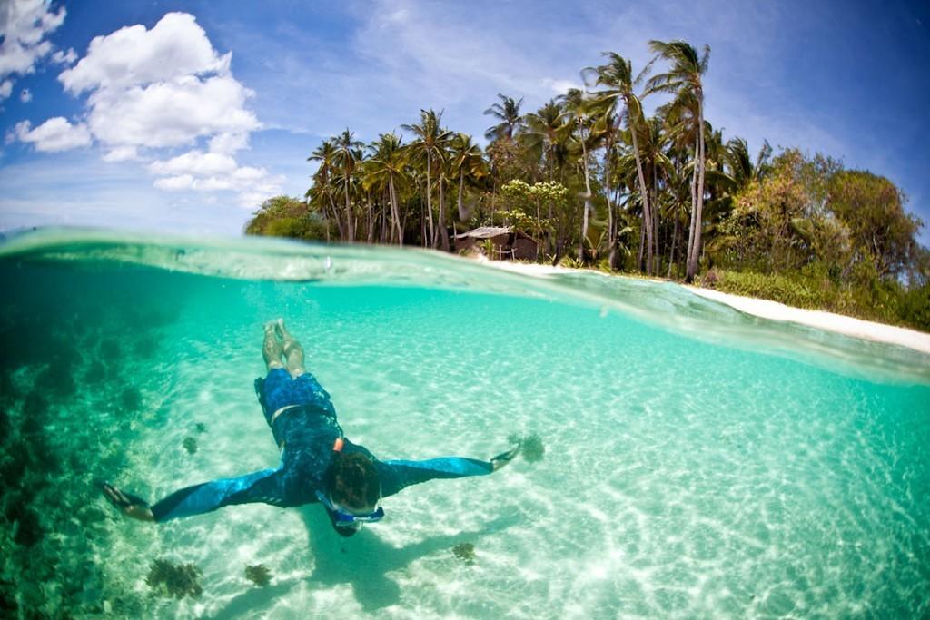 cleanwater22 35 уникальных мест планеты, которые удивят кристально чистой водой