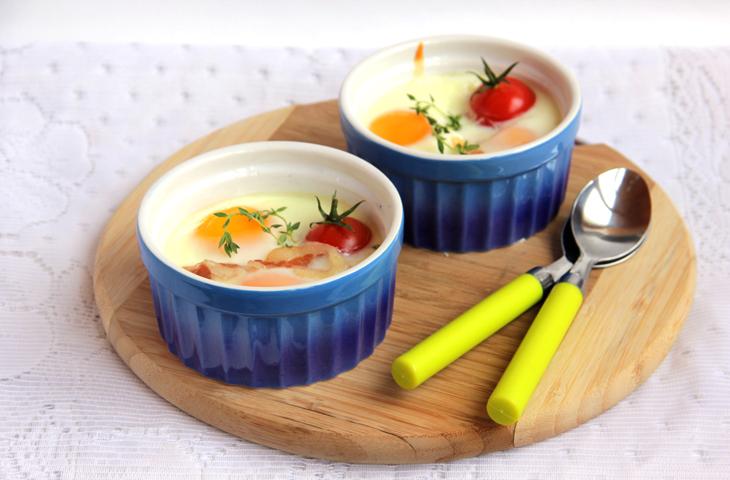 Рецепты приготовления блюд на завтрак