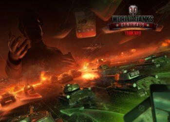 2500 промо-кодов к закрытому тестированию новой игры World of Tanks Generals!