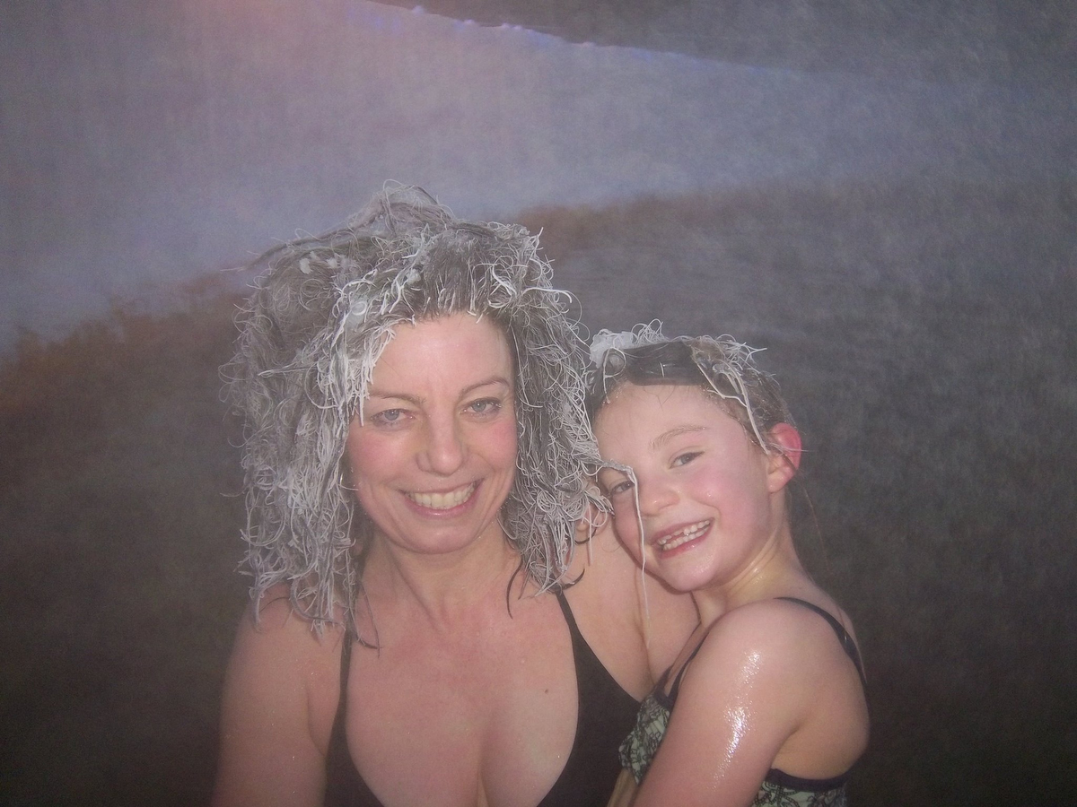 hair freeze 04 И льда побольше