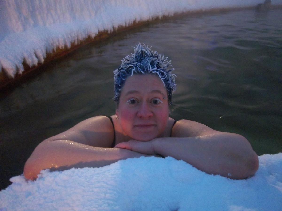 hair freeze 07 И льда побольше