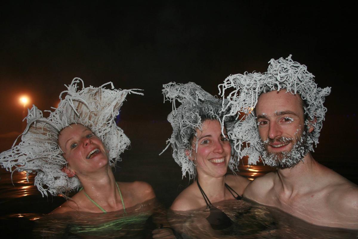 hair freeze 10 И льда побольше