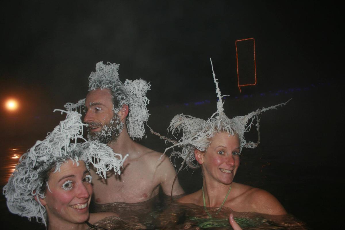 hair freeze 11 И льда побольше