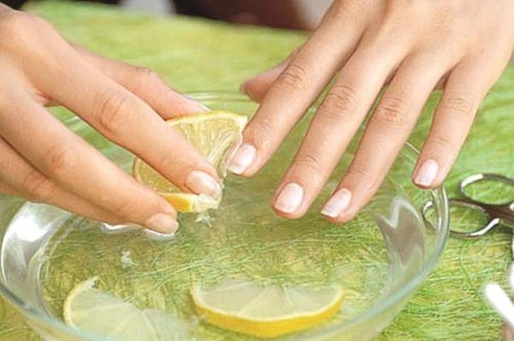Маски для ногтей в домашних условиях для