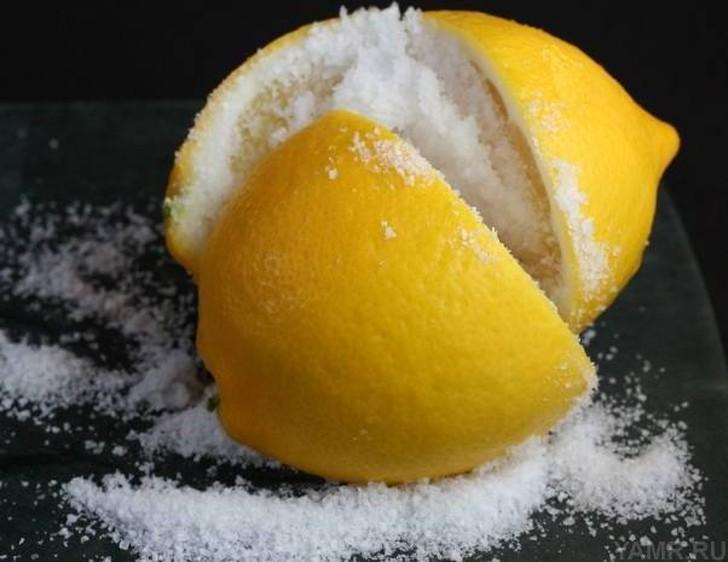 lemon23 30 интересных способов использования лимона