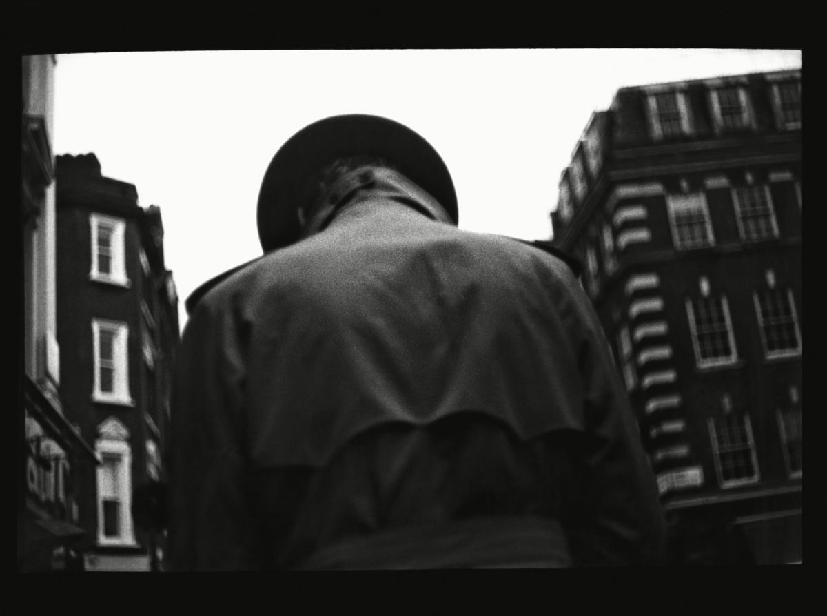 В черном-черном городе