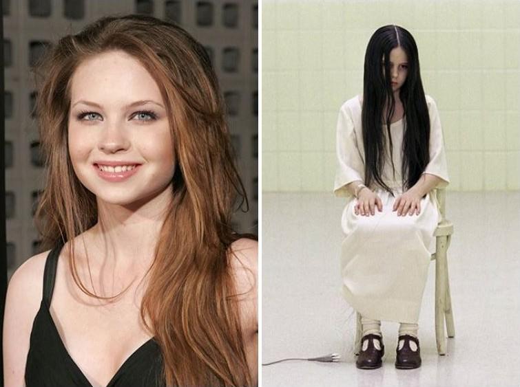 makeup05 Грим всему голова: актеры до и после удивительного перевоплощения при помощи грима