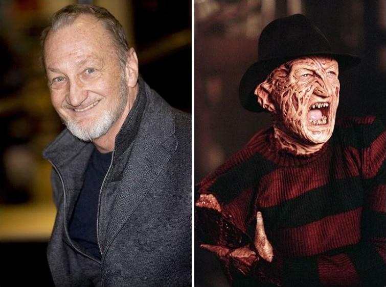 makeup10 Грим всему голова: актеры до и после удивительного перевоплощения при помощи грима