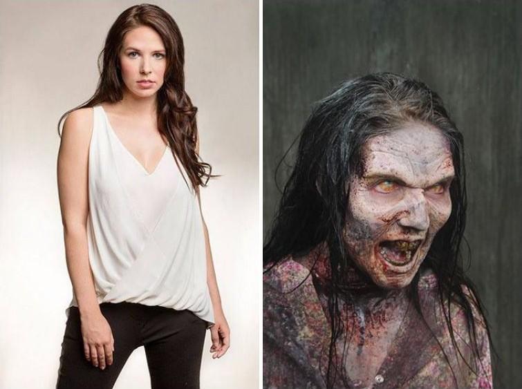 makeup19 Грим всему голова: актеры до и после удивительного перевоплощения при помощи грима