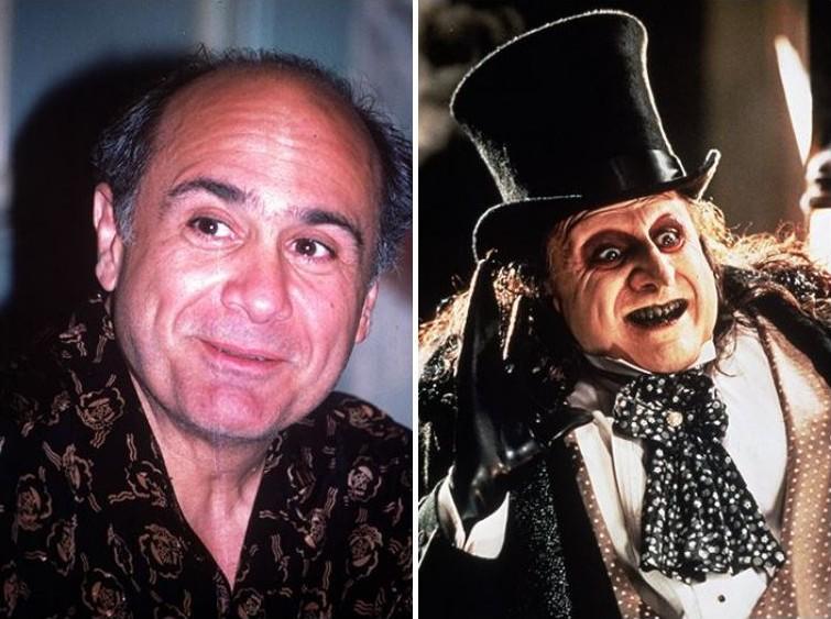 makeup20 Грим всему голова: актеры до и после удивительного перевоплощения при помощи грима