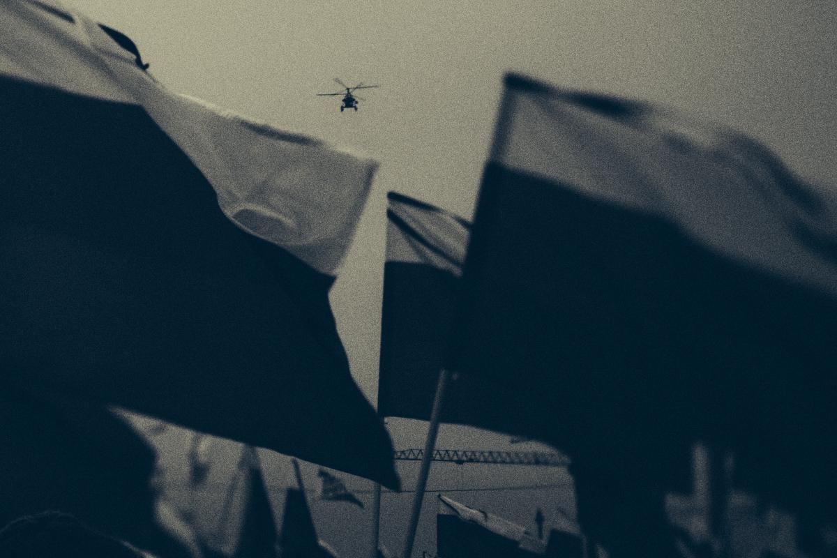 nemtsov 09 Черно белый марш. Памяти Бориса Немцова