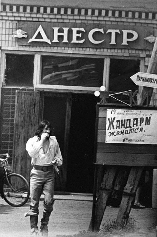 onset02 На съемочных площадках популярных советских фильмов