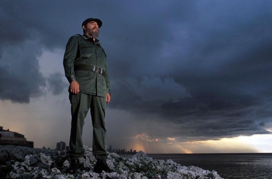 2. Фидель Кастро.