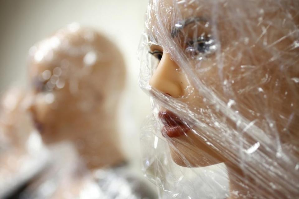 Моя дорогая: как производят резиновых женщин во Франции