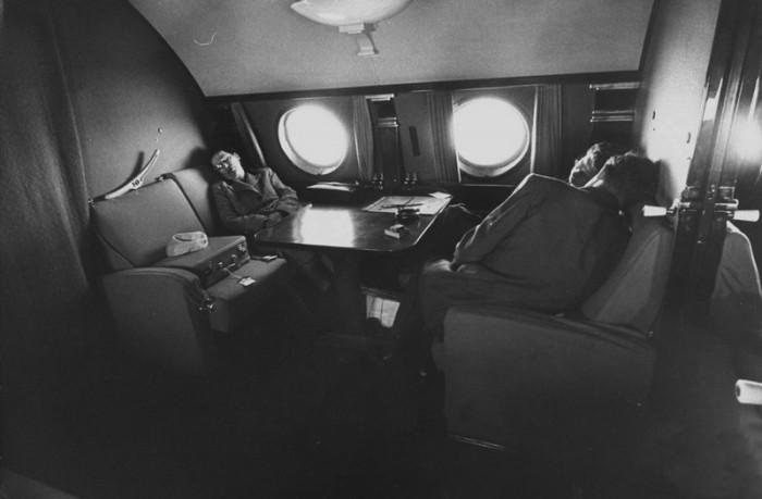 sovietaircraft01 - Как выглядел первый класс в советских самолетах