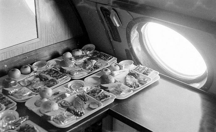 sovietaircraft05 Как выглядел первый класс в советских самолетах