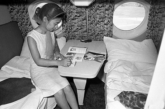 sovietaircraft08 - Как выглядел первый класс в советских самолетах