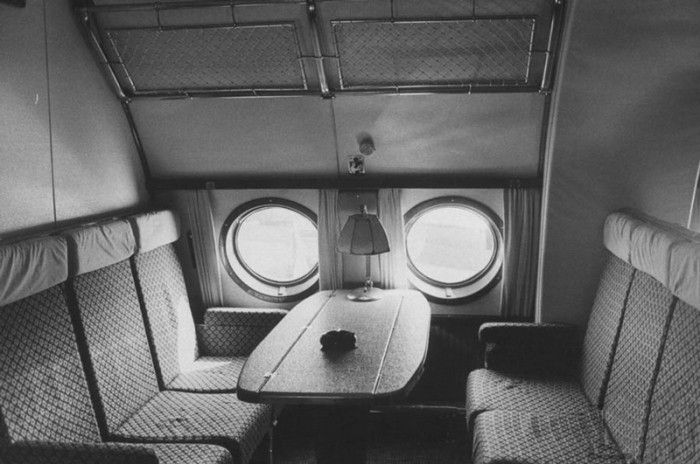 sovietaircraft09 - Как выглядел первый класс в советских самолетах