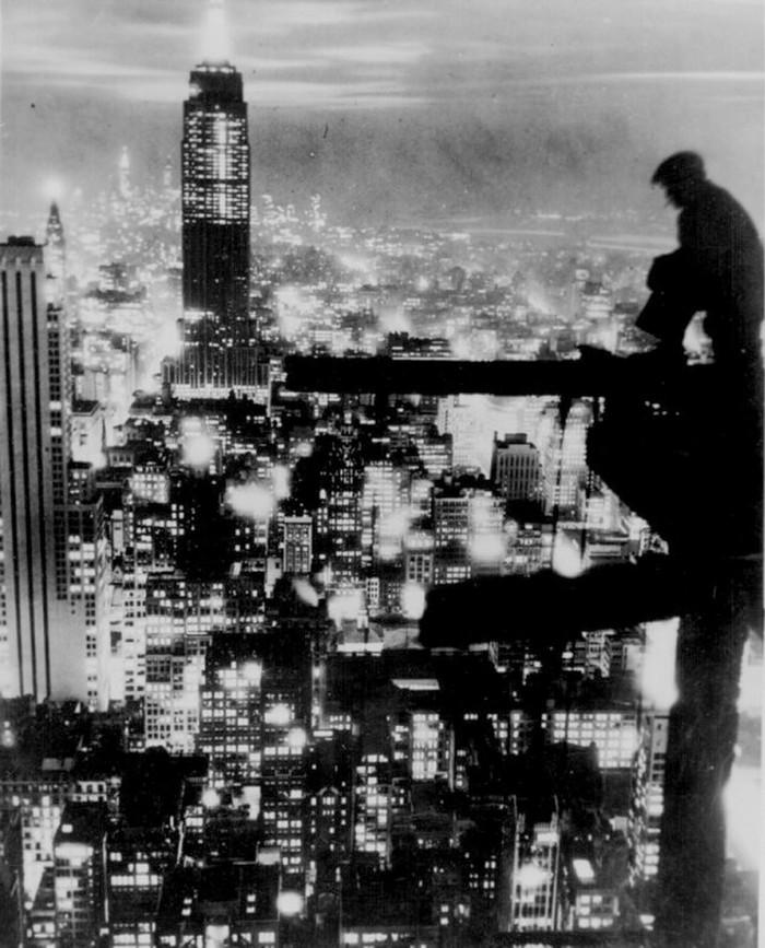 Легендарный фотограф Чарльз Клайд Эббетс