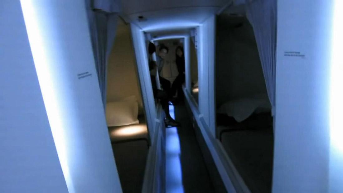 Օդանավերի գաղտնի «հանգստյան գոտին». որտեղ են ժամանակ անցկացնում բորտուղեկցորդուհիները (ֆոտոշարք)