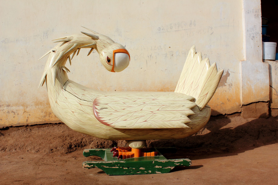 Ну очень креативные гробы из Ганы