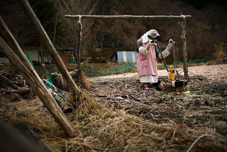 японский поселок из кукол фото рейтер портфолио для модели