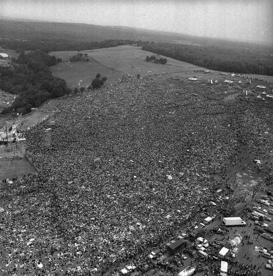 the history of the making of woodstock Research paper on woodstock happened to turn into one of the greatest musical concerts in the history of again making another woodstock.