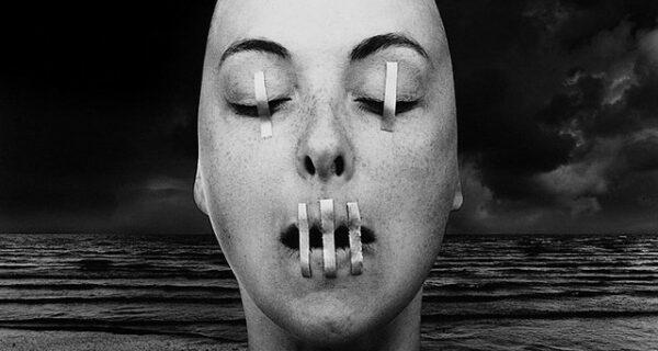 Темные и сюрреалистичные фотографии Миши Гордина