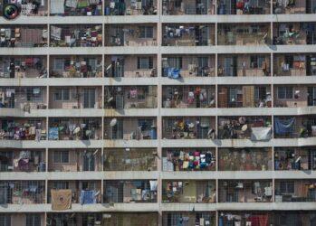 Муравейник живет: жилые дома Мумбаи