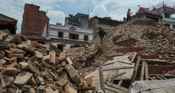 Трагедия в Непале: страшный репортаж с места событий