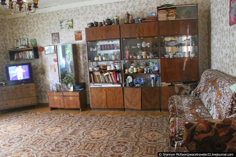 Комната в деревне фото