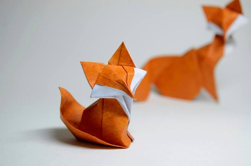 Картинки оригами фото, валентин