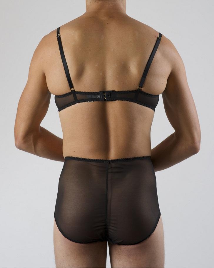 Фото женское белье на мужчине массажеры для лица супра