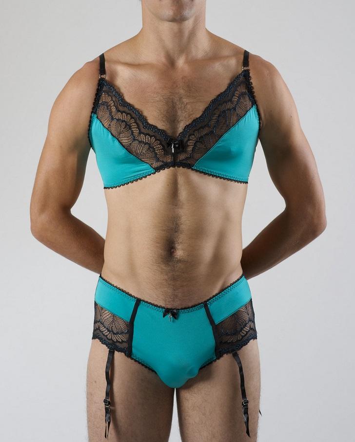 Фото женское белье на мужчине раскрой женского нижнего белья