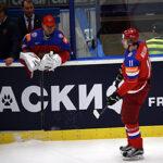 Россия в полуфинале: свежие кадры с ЧМ по хоккею