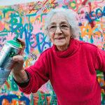 Граффити все возрасты покорны?