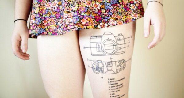 8 татуировок-инструкций, которые могут оказаться полезными для окружающих