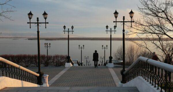 Хабаровск: город, где живетАмур