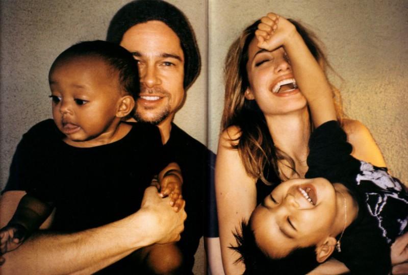 мария захарова дети и муж фото