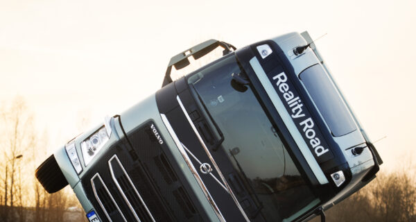 Reality Road: когда грузовики танцуют балет!