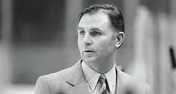 4 июня исполнилось бы 85 лет лучшему советскому хоккейному тренеру Виктору Тихонову