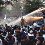 Что творится в Ереване прямо сейчас: фото из Instagram