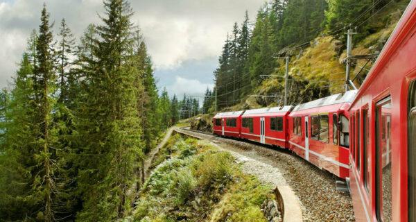 Самые страшные железные дороги со всегомира