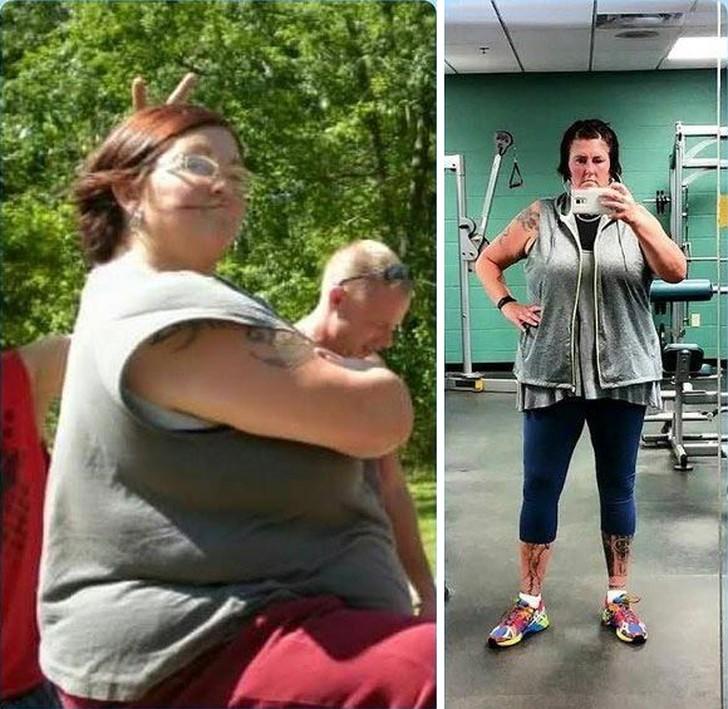 История Человека Похудения. 9 обалденных историй о похудении, которые вас вдохновят