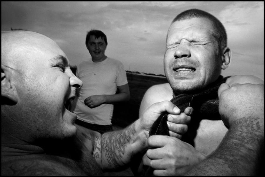 Криминальная Россия в объективе американского фотографа